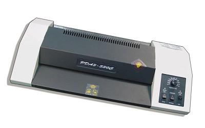 מכונת למינציה מתכת LS330 A3